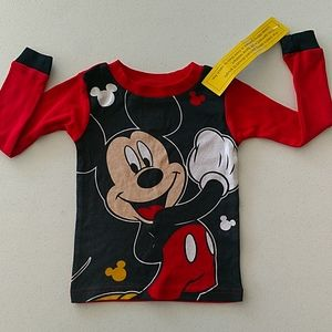 Mickey mouse shirt by Disney size 3T